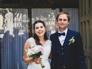Le mariage de Julie et Hugo 1