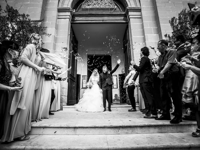 Le mariage de Loïc et Sophie à Lambesc, Bouches-du-Rhône 86