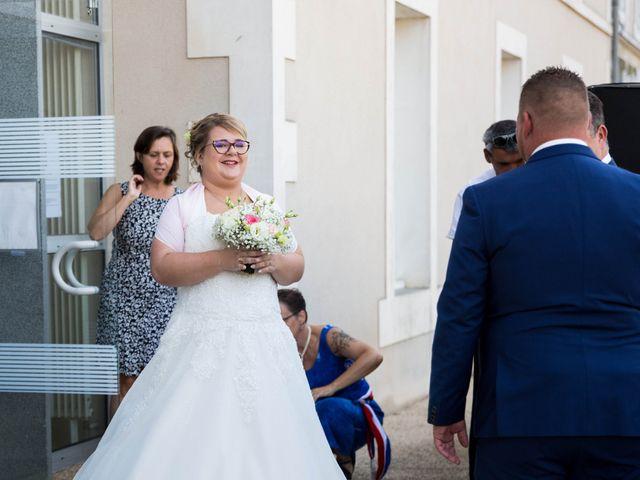 Le mariage de Quentin et Clarisse à Vouillé, Deux-Sèvres 34