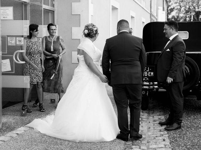 Le mariage de Quentin et Clarisse à Vouillé, Deux-Sèvres 35