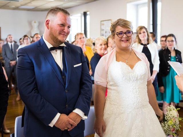 Le mariage de Quentin et Clarisse à Vouillé, Deux-Sèvres 41