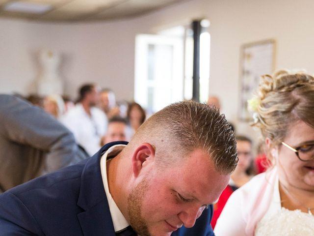 Le mariage de Quentin et Clarisse à Vouillé, Deux-Sèvres 51
