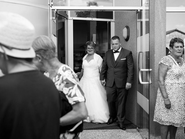 Le mariage de Quentin et Clarisse à Vouillé, Deux-Sèvres 53
