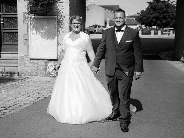 Le mariage de Quentin et Clarisse à Vouillé, Deux-Sèvres 57