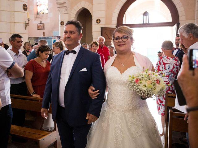 Le mariage de Quentin et Clarisse à Vouillé, Deux-Sèvres 63