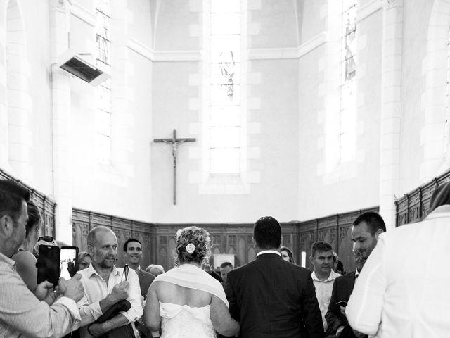 Le mariage de Quentin et Clarisse à Vouillé, Deux-Sèvres 64