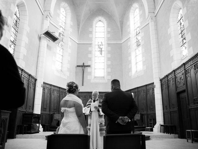 Le mariage de Quentin et Clarisse à Vouillé, Deux-Sèvres 65