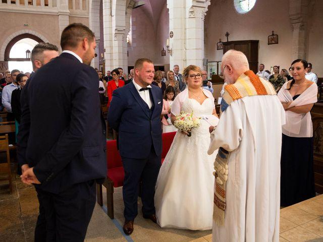 Le mariage de Quentin et Clarisse à Vouillé, Deux-Sèvres 74