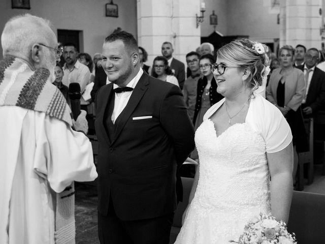 Le mariage de Quentin et Clarisse à Vouillé, Deux-Sèvres 75