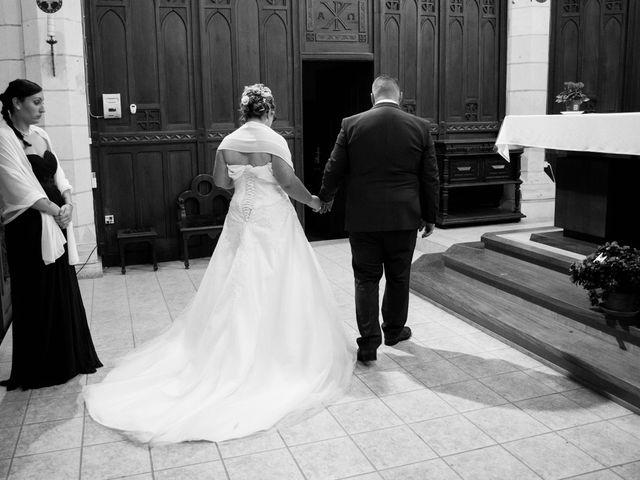 Le mariage de Quentin et Clarisse à Vouillé, Deux-Sèvres 86