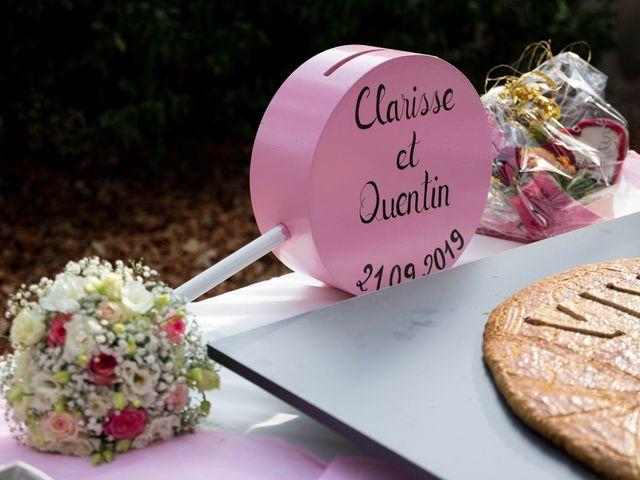 Le mariage de Quentin et Clarisse à Vouillé, Deux-Sèvres 100