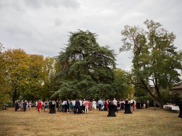 Le mariage de Quentin et Clarisse à Vouillé, Deux-Sèvres 101