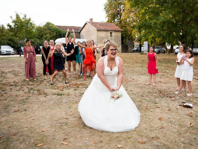 Le mariage de Quentin et Clarisse à Vouillé, Deux-Sèvres 125