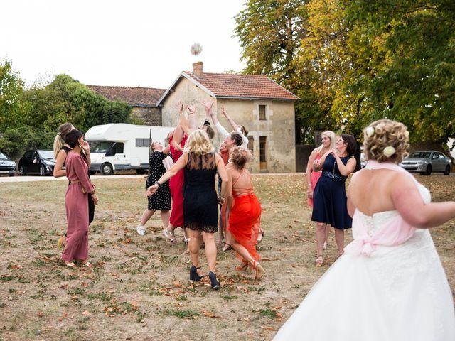 Le mariage de Quentin et Clarisse à Vouillé, Deux-Sèvres 126