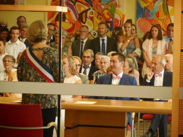 Le mariage de Blaise et Eugénie à Vertou, Loire Atlantique 6