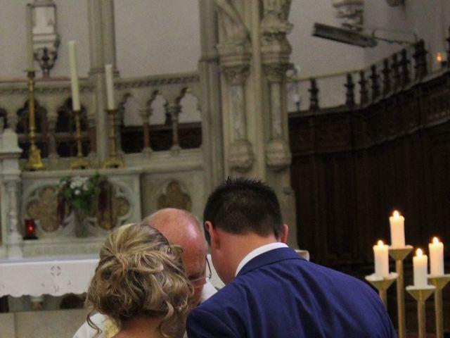 Le mariage de Blaise et Eugénie à Vertou, Loire Atlantique 5