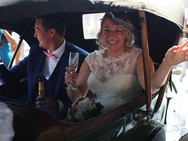 Le mariage de Blaise et Eugénie à Vertou, Loire Atlantique 1