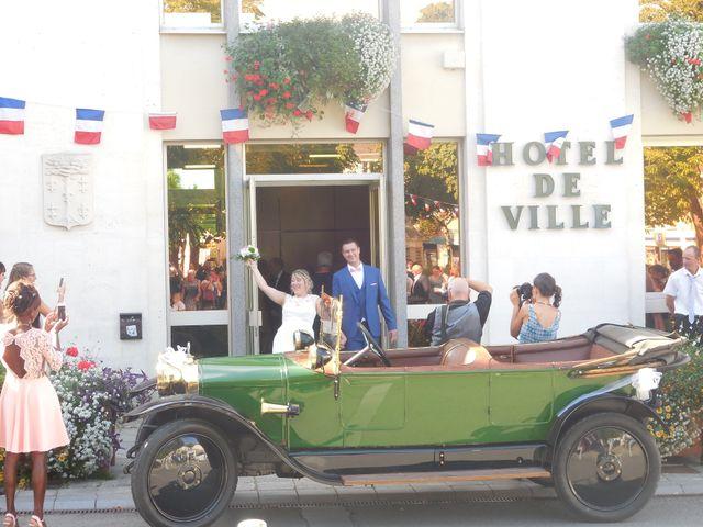 Le mariage de Blaise et Eugénie à Vertou, Loire Atlantique 8