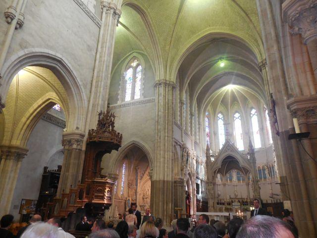 Le mariage de Blaise et Eugénie à Vertou, Loire Atlantique 9
