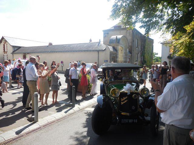 Le mariage de Blaise et Eugénie à Vertou, Loire Atlantique 12