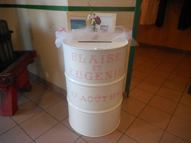 Le mariage de Blaise et Eugénie à Vertou, Loire Atlantique 16
