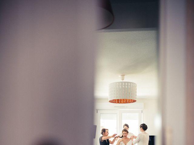 Le mariage de Sylvain et Amandine à Hoffen, Bas Rhin 13