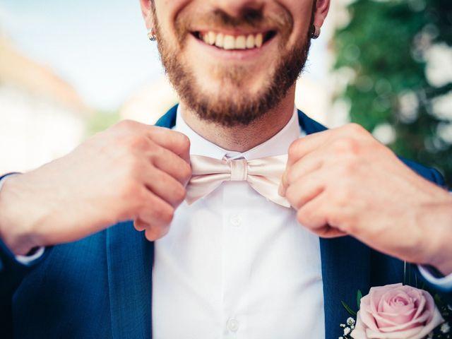 Le mariage de Sylvain et Amandine à Hoffen, Bas Rhin 22