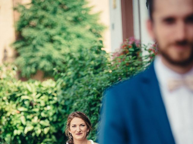 Le mariage de Sylvain et Amandine à Hoffen, Bas Rhin 23