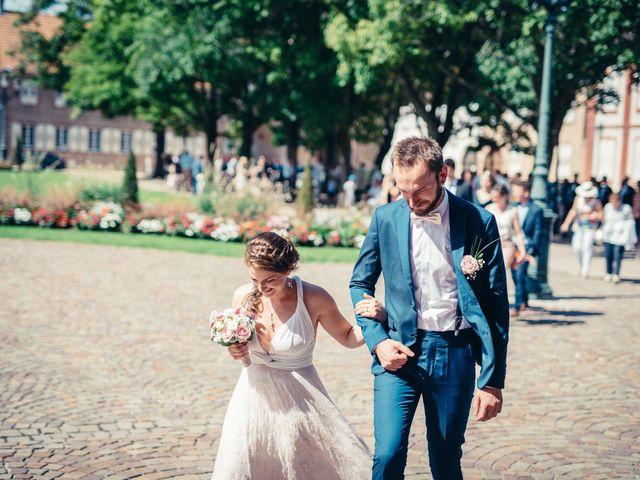 Le mariage de Sylvain et Amandine à Hoffen, Bas Rhin 24