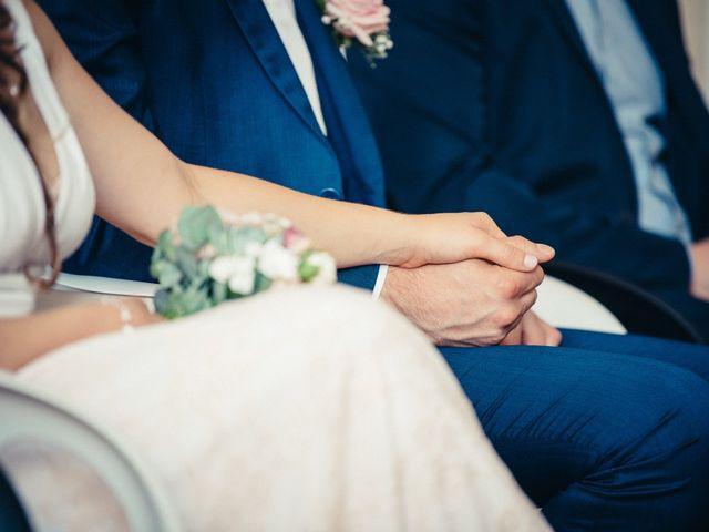 Le mariage de Sylvain et Amandine à Hoffen, Bas Rhin 27