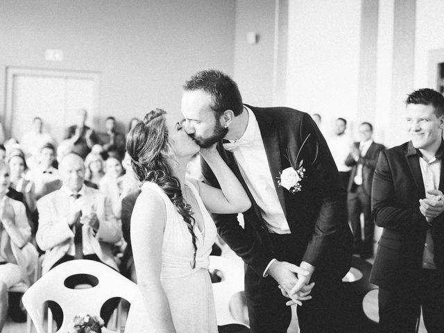 Le mariage de Sylvain et Amandine à Hoffen, Bas Rhin 28
