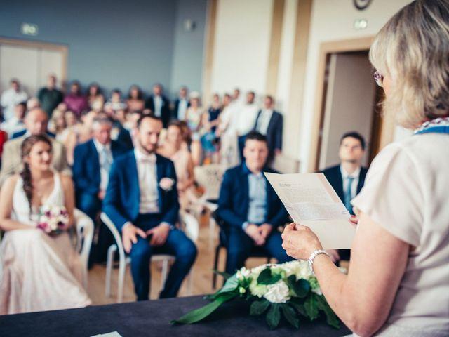 Le mariage de Sylvain et Amandine à Hoffen, Bas Rhin 29