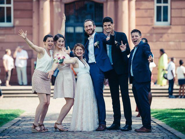 Le mariage de Sylvain et Amandine à Hoffen, Bas Rhin 32