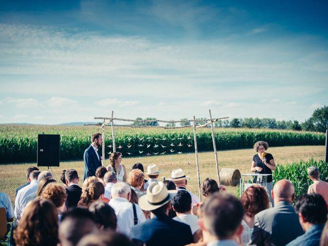 Le mariage de Sylvain et Amandine à Hoffen, Bas Rhin 41