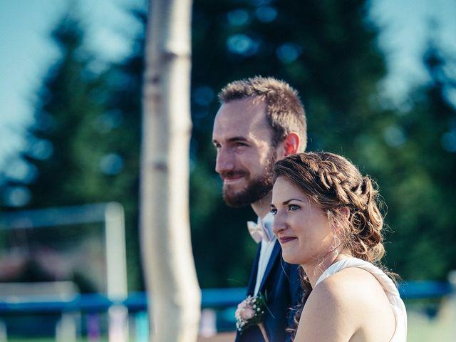 Le mariage de Sylvain et Amandine à Hoffen, Bas Rhin 43