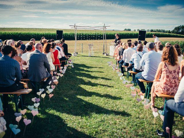 Le mariage de Sylvain et Amandine à Hoffen, Bas Rhin 45