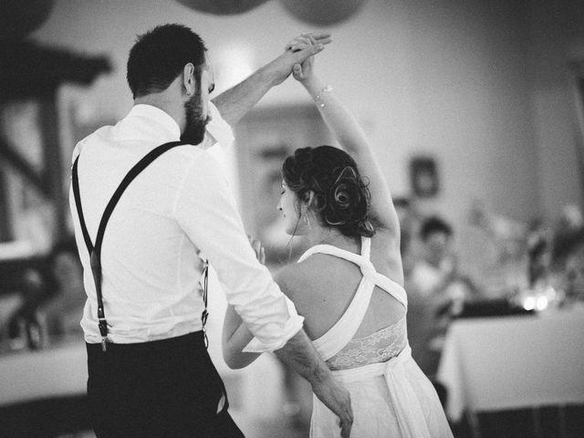 Le mariage de Sylvain et Amandine à Hoffen, Bas Rhin 80