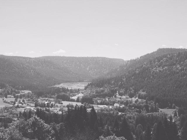 Le mariage de Tristan et Amélie à Gérardmer, Vosges 8