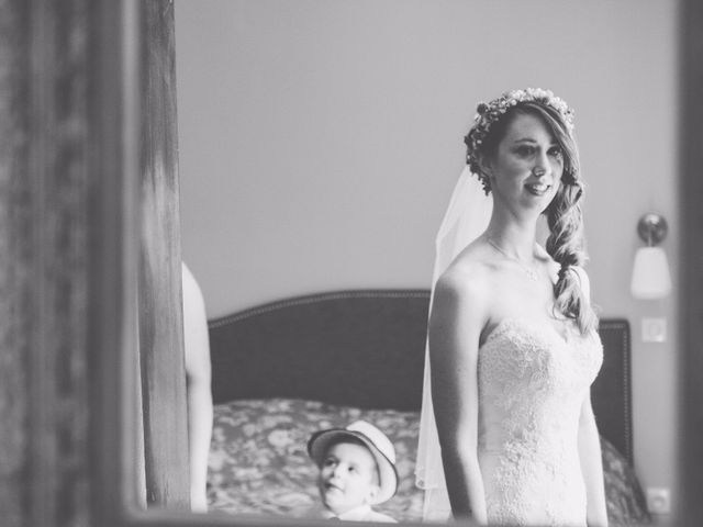 Le mariage de Tristan et Amélie à Gérardmer, Vosges 21