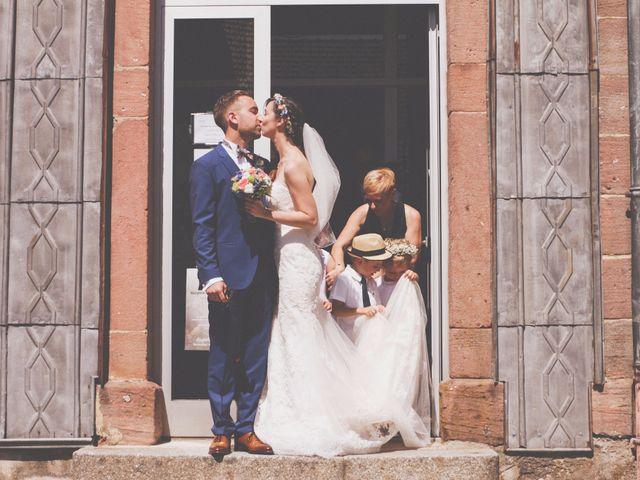 Le mariage de Tristan et Amélie à Gérardmer, Vosges 22
