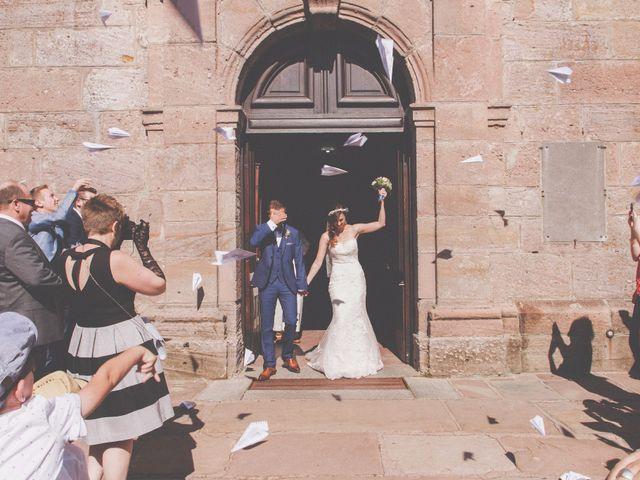 Le mariage de Tristan et Amélie à Gérardmer, Vosges 26