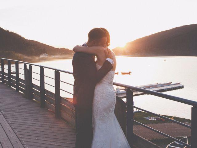 Le mariage de Tristan et Amélie à Gérardmer, Vosges 40