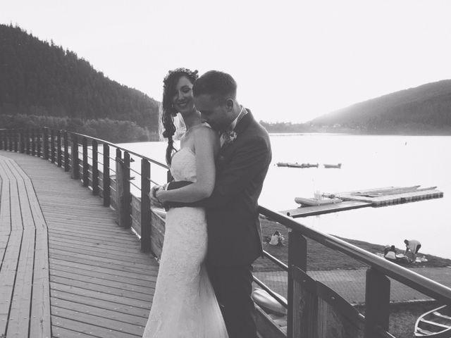 Le mariage de Tristan et Amélie à Gérardmer, Vosges 41