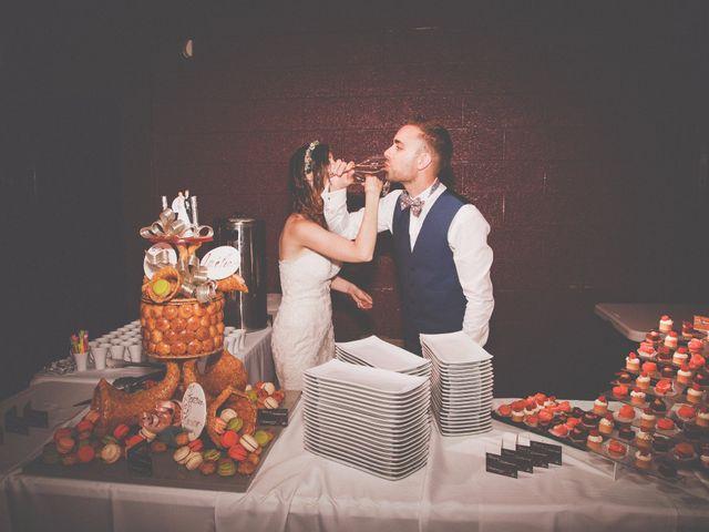 Le mariage de Tristan et Amélie à Gérardmer, Vosges 45