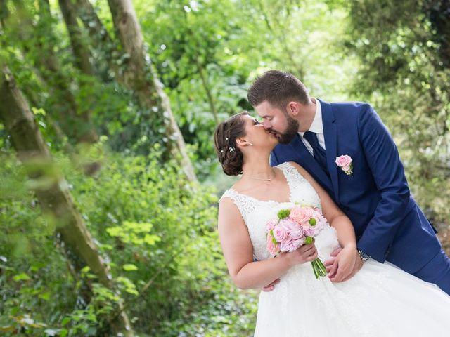 Le mariage de Angéline et Bastien