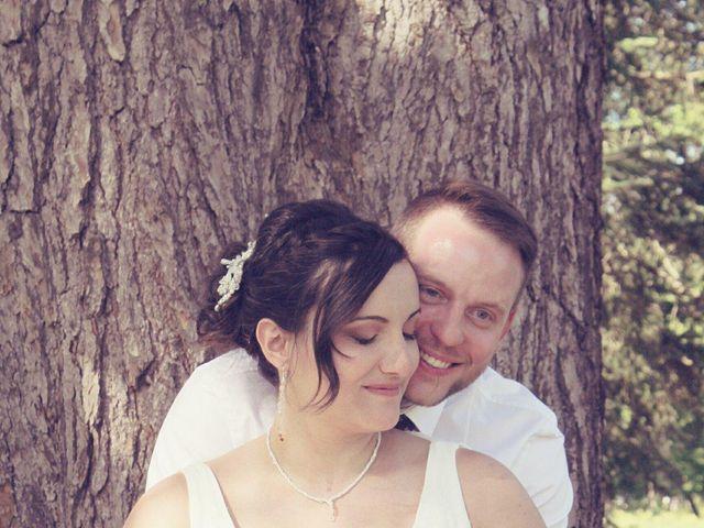Le mariage de Pierre et Lisa à Loubens, Gironde 3