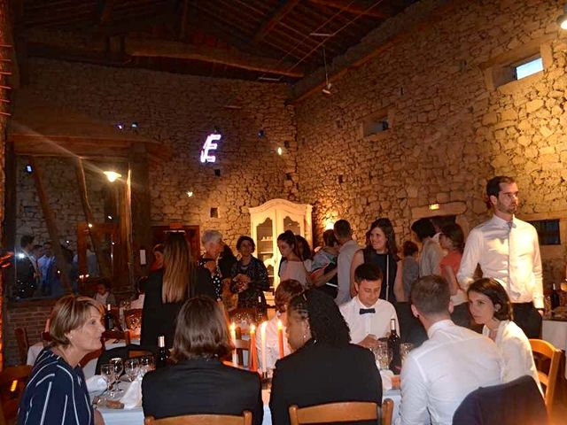 Le mariage de Pierre et Lisa à Loubens, Gironde 8