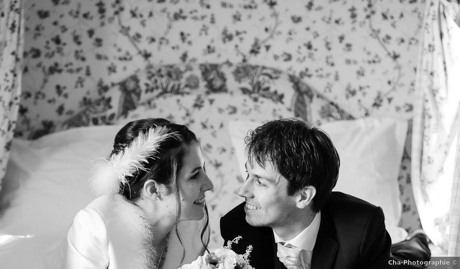 Le mariage de Ludovic et Eloïse à Tours, Indre-et-Loire