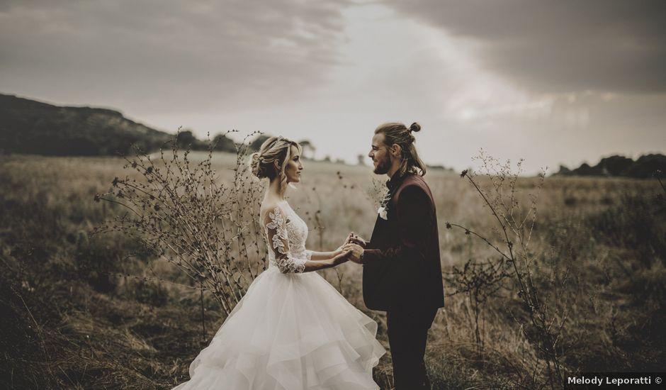 Le mariage de Loïc et Sophie à Lambesc, Bouches-du-Rhône