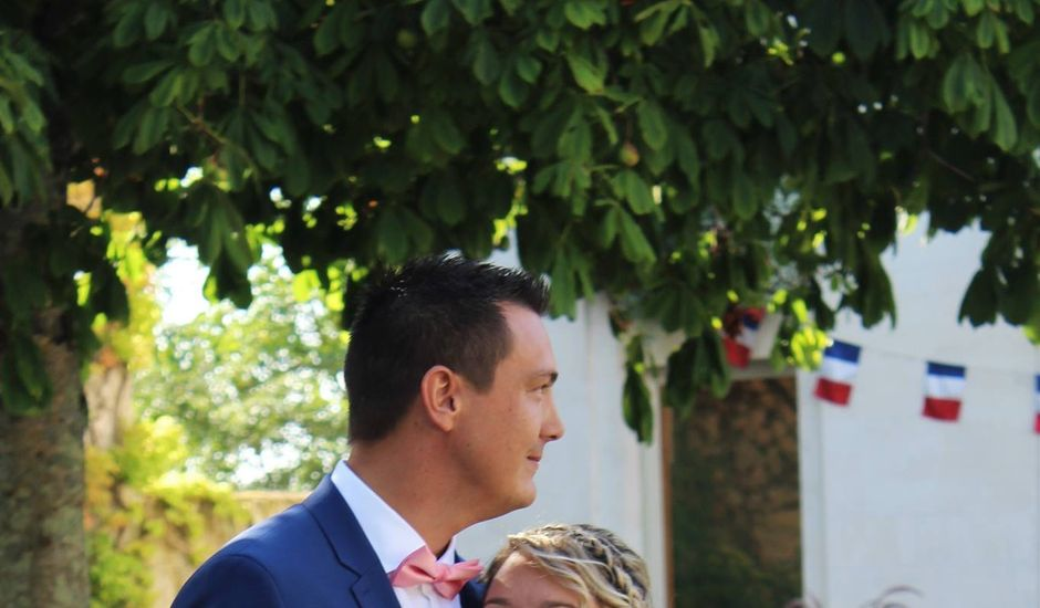 Le mariage de Blaise et Eugénie à Vertou, Loire Atlantique
